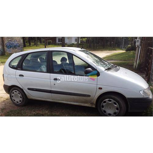 Renault scenic 1.6 nafta 2001