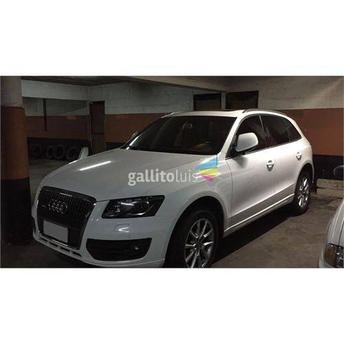 Audi q5 - unica dueña, implecable!!