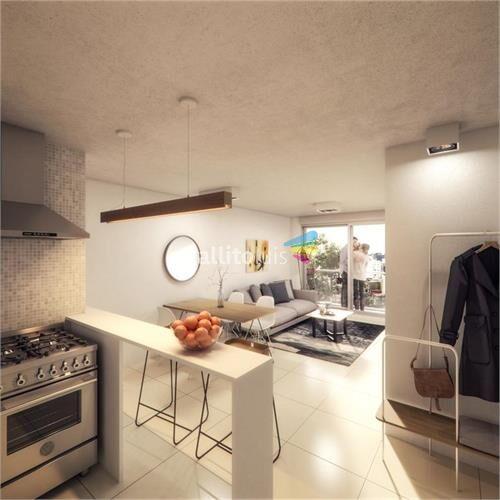 Lanzamiento! apartamento, 2 dormitorios, centro - barrio sur