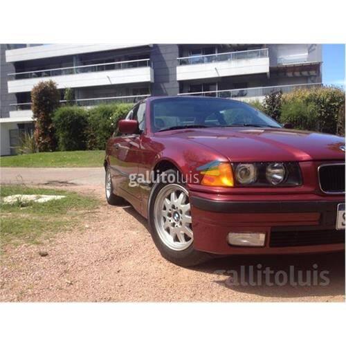 Dueño vende bmw coupé 316i - 1996 - full - excelente estado
