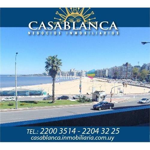 Casablanca - espectacular planta frente al mar