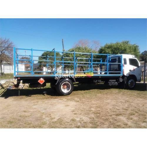 Camion de carga habilitado 7600 kg