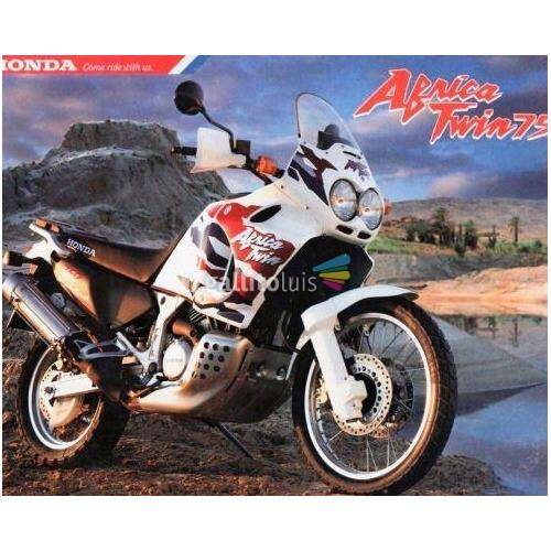 Honda africa twin 750 cc