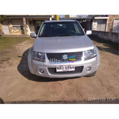 Sisuki grand vitara 2.4 jiii extra full impecable