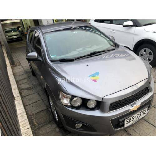 Chevrolet sonic lt hatch 2012