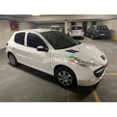 Peugeot 207, excelente  estado,  francés,único dueño,30000km