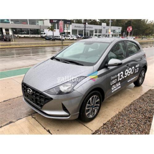 Nuevo hyundai hb20 1.0 premium hatch 2022 16.490