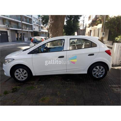 Chevrolet onix lt 2014 1.4  47.500 km impecable