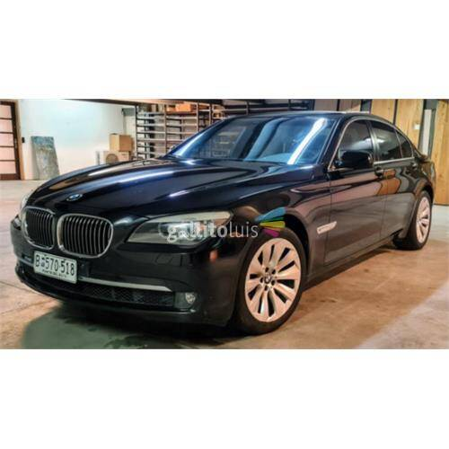 Bmw 750i active hybrid impecable - de 0/100 en 4,8 seg 455hp
