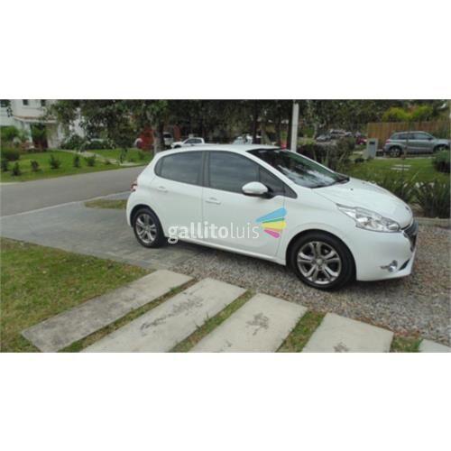 Peugeot 208 active 1.2 frances