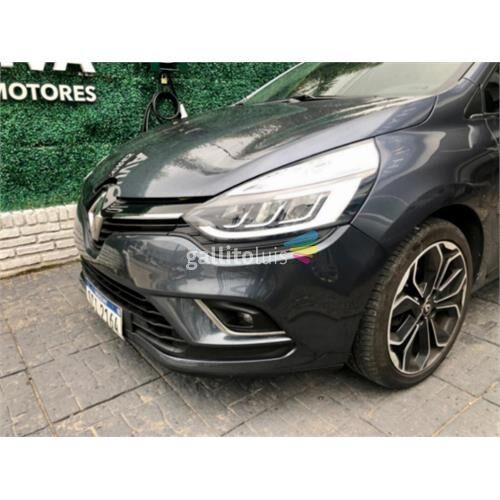 Renault clio iv 0.9 turbo dynamique 1 dueño 55.000 km!
