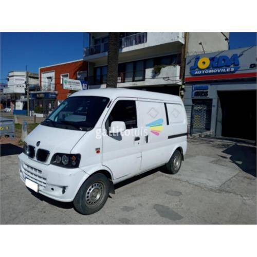 Dfsk mini van 1.1 furgon, unico dueño, excelente estado.