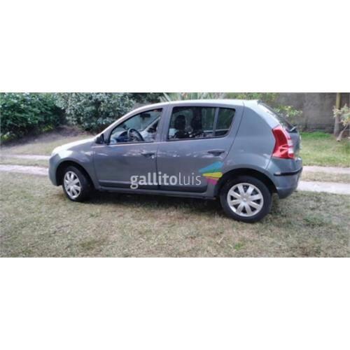 Renault sandero experession 1.6 16v 105 cv
