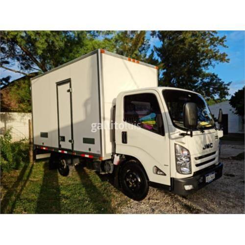 Camion jmc n720 2021 furgón 17000 km.