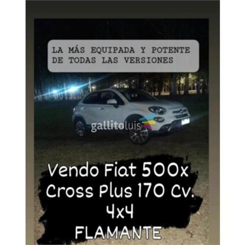Fiat 500x nueva la más equipada 170 hp 4x4