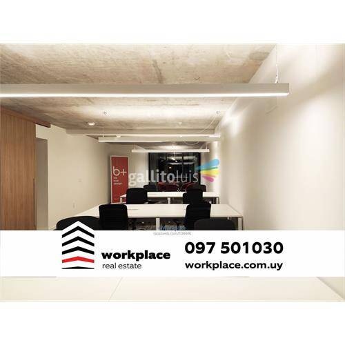 Oficina pocitos nuevo - a metros wtc - venta - alquiiler